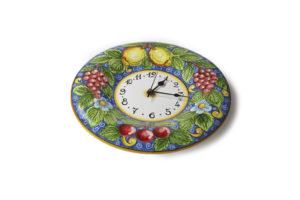 Часы керамические
