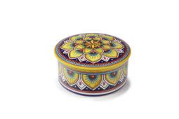 шкатулка керамическая