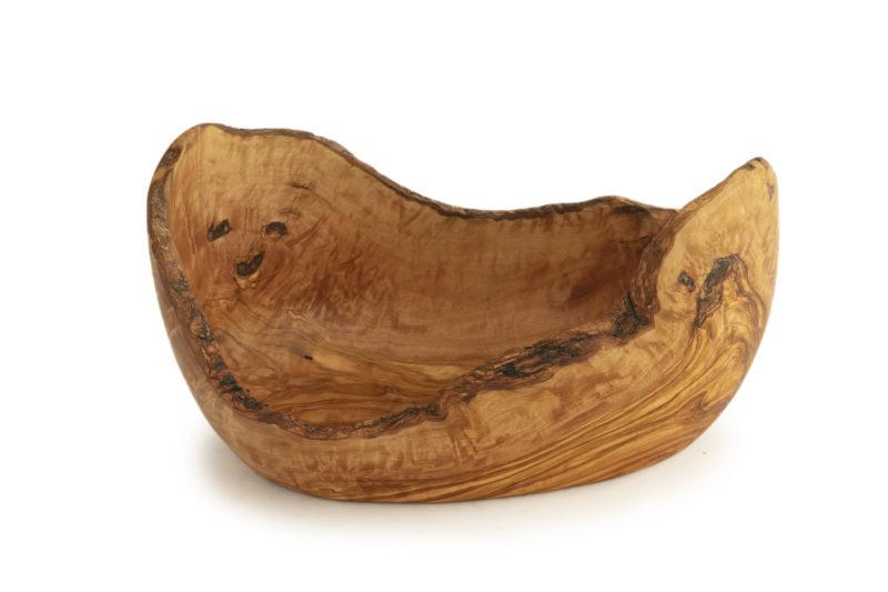 Чаша из натурального дерева