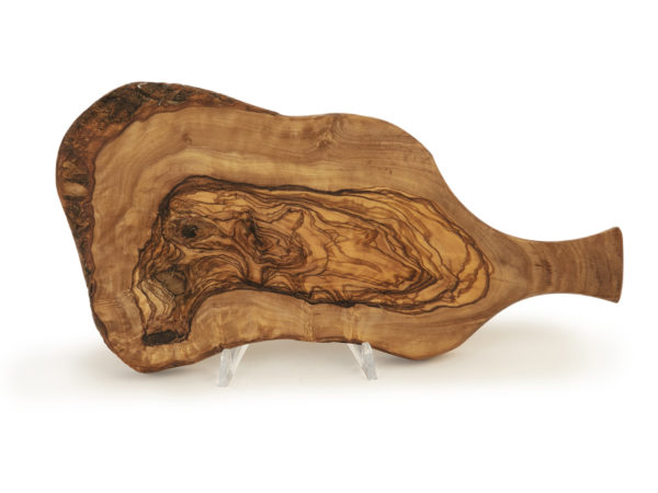 Доска натуральной формы для подачи