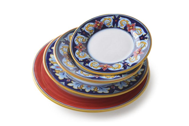 Набор тарелок 4 шт