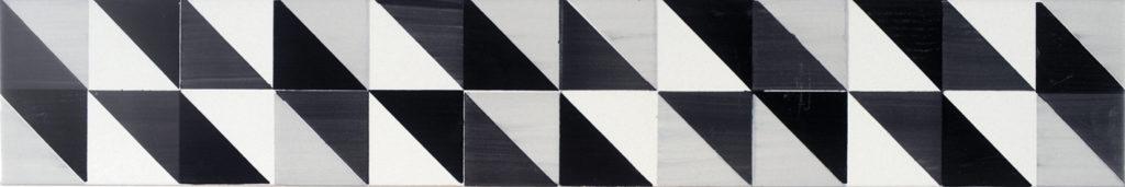 Laurito 10×60 1348 Nero/417M Basalto/313M Pomice/599 Bianco Vietri