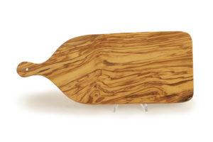 Доска кухонная из оливкового дерева