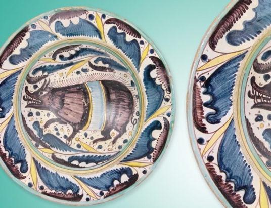 Керамика и итальянская майолика