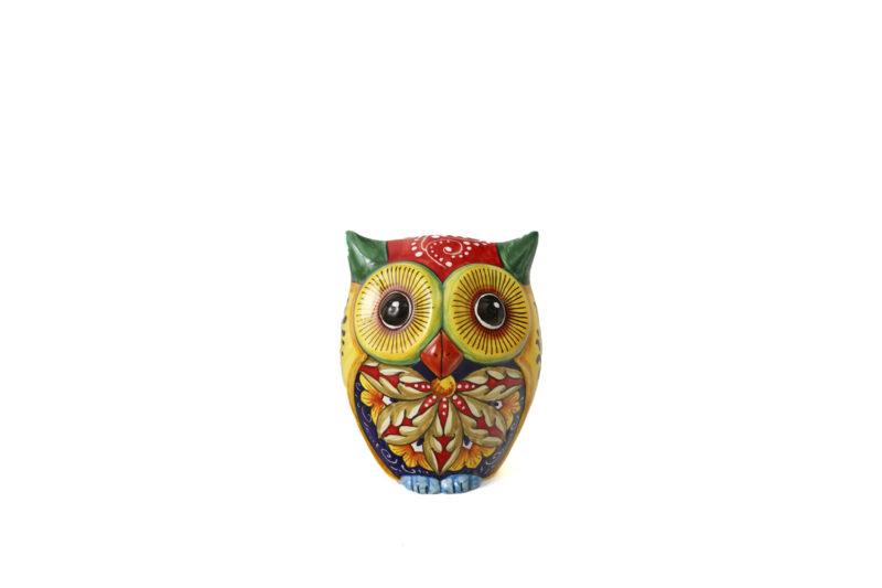 Керамическая сова