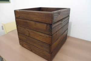 Кашпо напольное 50*50 см